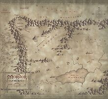 Middle Earth by MissDoobie