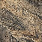 Natural Sand Art Abstract by Debbie Oppermann
