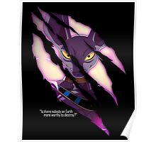 Bills - God of Destruction Poster