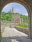 Gateway to the Tsarevets in Veliko Tarnovo by Graeme  Hyde