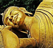 Let Sleeping Buddha Lie © by Ethna Gillespie
