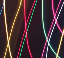 Stringy Lights....but not quite by kendrabrecka