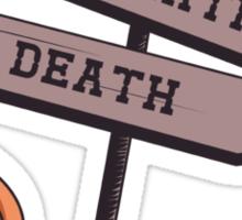 Deathtiny Sticker