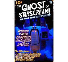 Pulp Starscream Photographic Print
