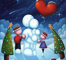 Our love is frozen in time by ScottBateman