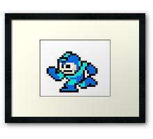 Classic Megaman Framed Print