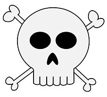 Skull And Crossbones by kwg2200