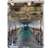 Under The Pier iPad Case/Skin