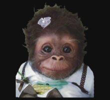 Baby Chimp by AdamKadmon15