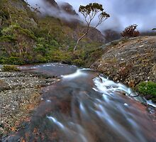 Storm clouds on Cradle by Kevin McGennan