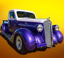 Dodge Pickup by Keith Hawley