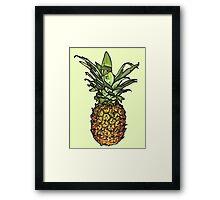 Pine for my apples  Framed Print