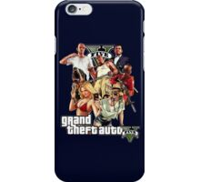 Grand Theft Auto 5 iPhone Case/Skin