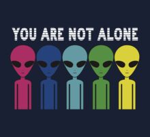 You Are Not Alone by mdkgraphics