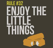 Zombie Survival Guide - Rule #32 - Enjoy the Little Things by AlexNoir