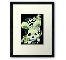 Dramatical Murder - Fight me Framed Print