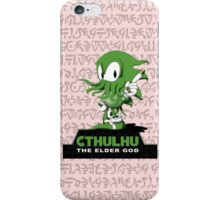 Cthulhu The Elder God iPhone Case/Skin
