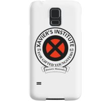 Xavier's Institute for Gifted Youngsters Samsung Galaxy Case/Skin