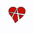 Anarchy Heart (iPhone) by Daaxx