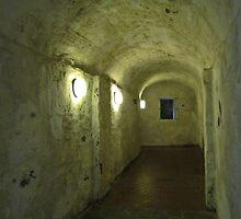 Castle depths by Lee Jones
