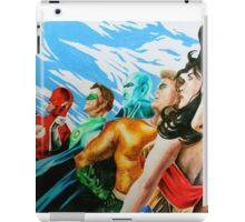 Alex Ross Inspired Justice League iPad Case/Skin