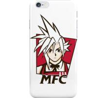 t shirt Midgar Fried Chocobo KFC MFC Cloud Strife final fantasy 7 VII iPhone Case/Skin