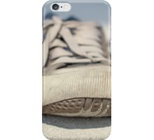 Sneakers old iPhone Case/Skin