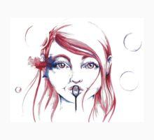 Bubbles - by Holly Elizabeth by hollyeliza-art