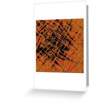 1126 Abstract Thought Greeting Card