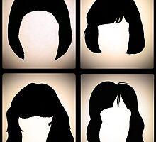 The Ramones RnRHS by Erin Darling