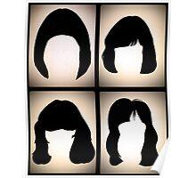 The Ramones RnRHS Poster