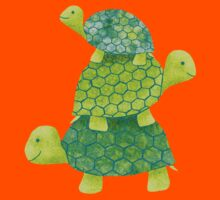 Turtle Stack Kids Clothes