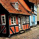 Just some little houses in Denmark by jchanders