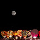 40th. Albuquerque International Balloon Fiesta by Alex Preiss