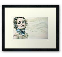 I Loved You Once Framed Print