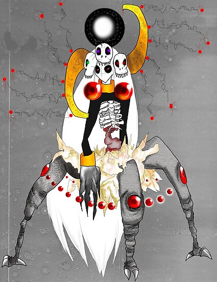Death God by 02321