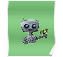 Flowers for Robot Poster
