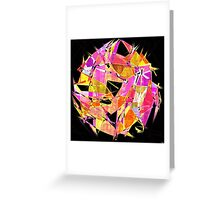 1102 Abstract Thought Greeting Card
