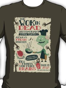 The Wok In Dead T-Shirt
