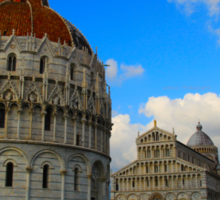 Duomo di Pisa Sticker