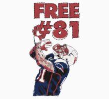 FREE #81 HERNANDEZ  by MyTshirtsViral