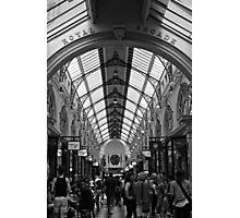 Royal Arcade Photographic Print