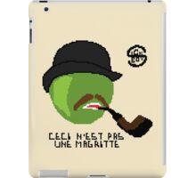 Ceci n'est pas une Magritte iPad Case/Skin