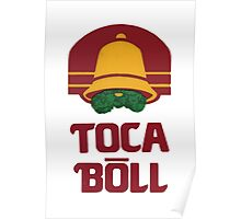 Toca Boll Poster