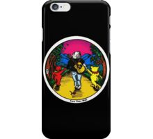 Fare Thee Well iPhone Case/Skin