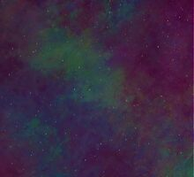 Galaxy (intended for cases) by JKgraphics