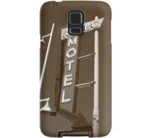 Route 66 - Aztec Motel Samsung Galaxy Case/Skin