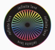 infinite love wheel by Leo Hill
