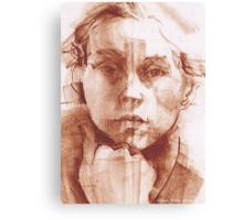 Helen (detail) Canvas Print