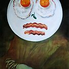 Moonalisa  by Stephen Gorton